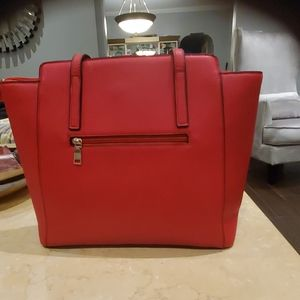 Isabella Bags - Isabella leather Bag Large with a mini bag